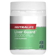 Nutralife Liver Guard 35 000 Plus - 100 Capsules