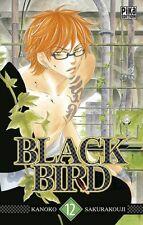 BLACK BIRD tome 12 Sakurakouji manga shojo en français