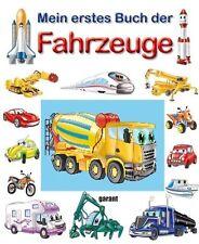 Mein erstes Buch der Fahrzeuge (Hardcover)