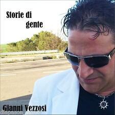 Gianni Vezzosi: Storie di Gente - CD