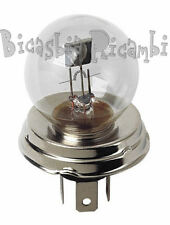 3436 - BULB LAMP DOUBLE LIGHTS 12 - 45 - 40 FOR HEADLIGHT VESPA 125 PX T5