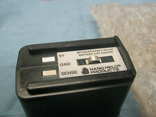 Hand Held Producs Rechargeable NICAD Battery.  4.8V, 600mAH.  New Old Stock.