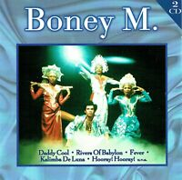 (2CD's) Boney M. -Rivers Of Babylon, Brown Girl In The Ring, Daddy Cool, El Lute