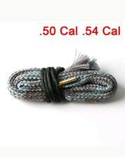 .50 .54 Cal Premium Bore Snake Rifle Pistol Barrel Cleaner Rope 50 & 54 Caliber