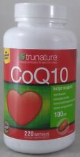 jlim410: Trunature CoQ10 (Coenzyme Q-10) 100 mg, 220 Softgels
