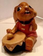 Pendelfin Bongo-Pink Shirt - Antique Collectible Figurine