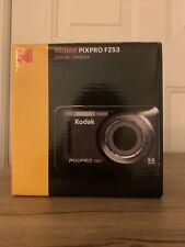 Kodak PIXPRO Friendly Zoom FZ53 16 MP Digital Camera (Blue)
