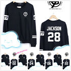 GOT7 kpop jumper sweater jb jr mark youngjae bambam jackson unisex New