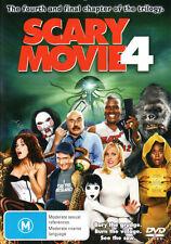Scary Movie 4  - DVD - NEW Region 4