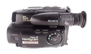 Sony Handycam Video8 CCD-TR470E HiFi Stereo mit Gewährleistung