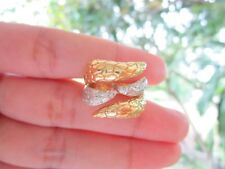 1.09 Carat Diamond White Yellow Gold Ring 14k sepvergara