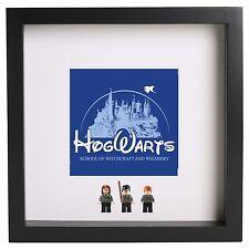 Hogwarts Disney spin castle 3d frame school present teacher