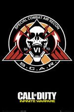 CALL OF DUTY INFINITE WARFARE Scar Maxi Poster FP4264 61x91.5cm
