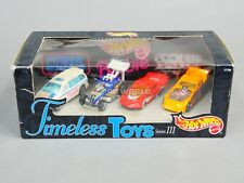 MATTEL Hot Wheels TIMELESS TOYS SERIES 3  Barbie  #oa3