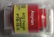 UK CITY AO2 PTB18.10 AO2 Sensor Oxygen Sensor Detector Automotive Range 0~100%