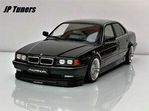 ★★★1:18 BMW 740i E 38 ALPINA TUNING JP Tuners-UNIQUE★MODIFIED CUSTOM-UMBAU-NOM4