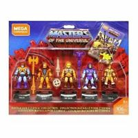 Masters of the Universe - Battle For Eternia Mini-Figure 5-Pack