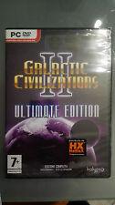 Galactic Civilizations II 2 ULTIMATE Edition  PC SIGILLATO