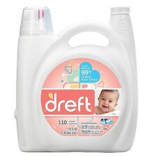 Dreft HE Liquid Laundry Detergent - 170 oz. - 110 loads |NO SALES TAX|