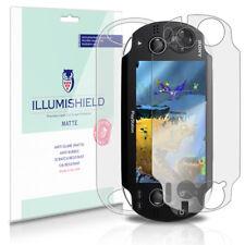 iLLumiShield Anti-Glare Screen+Back Protector 3x for Sony Playstation Vita Wi-Fi