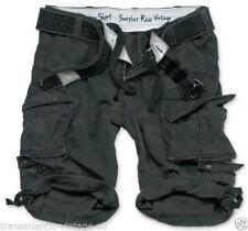 Pantalones cortos de hombre Surplus Raw Vintage 100% algodón