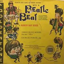 MOTHER GOOSE  With A Beatle Beat + Ska - Gala Goldentone1960s Children's P/S 6""