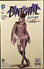BATGIRL #40 WONDERCON VARIANT NM SIGNED BABS TARR BATMAN CATWOMAN  DC COMIC