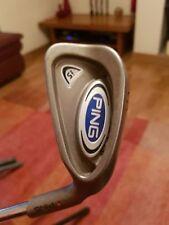 Ping Iron Stiff Flex Golf Clubs