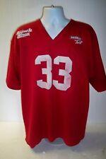 Vintage Smirnoff T-Shirt Jersey #33 Men's Size L Usa
