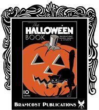 1933 Dennison's Halloween Book (Bogie Dennisons)