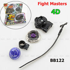 Hot Beyblade Metal Fusion 4D System BB-122 Diablo Nemesis Rapidity Fight Masters