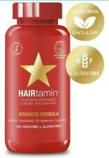 HAIRtamin Advanced Formula Hair Growth Supplement 1 Month Supply