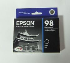 Brand New Epson 98 Black T098120