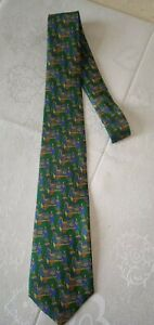 Cravatta Ferragamo vintage, Nuova