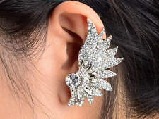 Rhinestone Alloy Fashion Earrings