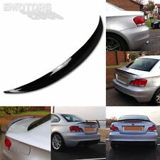 SHIP FROM AU Painter #668 Fit For BMW 1Ser E82 2D Coupe P Look Trunk Spoiler 13