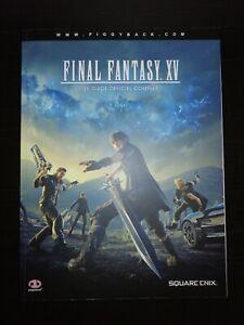 Guide officiel PIGGYBACK - Final Fantasy 15 (XV) - version française