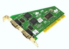 LAVA COMPUTERS 55C/656 D SERIES PCI DUAL SERIAL PORT CARD