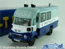 LEYLAND FG MODEL TRUCK LORRY 1:76 SCALE BRITISH POLICE CREW BUS DA60 BASE B-T K8