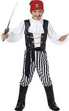Déguisements costumes multicolores pirate pour garçon