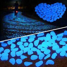 Luminous Pebbles Glow In The Dark Stones Rocks Walkways Aquatiums Aquarium Fish