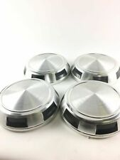 Vintage Reproduction center wheel hub caps 4663