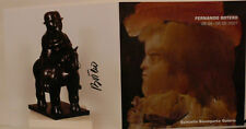 Fernando Botero catalogo ORIGINALE FIRMATO SIGNED AUTOGRAPH FIRMA AUTOGRAFO