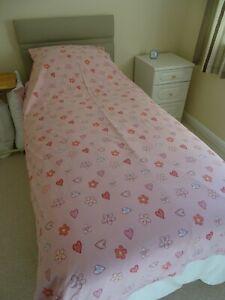 Girl's Laura Ashley Single Duvet Cover and Pillowcase