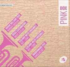 5CD NotTwo Pink Box   Szilard Mezei Ensemble Antonio Arnedo Brian Willson