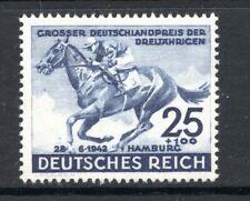 GERMANY Deutches Reich 1942 - 25+100pf Hamburg Derby - MNH - Michel 22 Euros