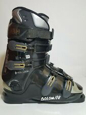 Dolomite CYB X 3 Height Control Black Ski Boots Size 27.5 314mm