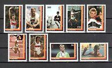 Guyana Michelnummer 4898 - 4906 postfrisch (intern: Atlanta)