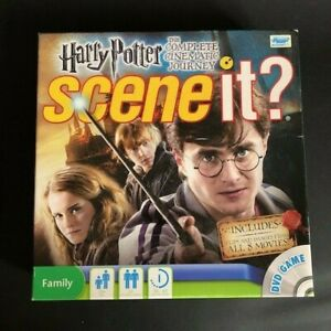 CHOOSE PARTS Harry Potter Complete Cinematic Journey Scene It Replacement Spares