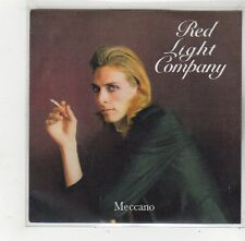 (FQ457) Red Light Company, Meccano - DJ CD